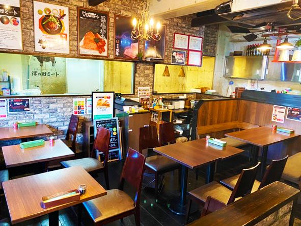 津の田ミート いばらき店の店舗写真
